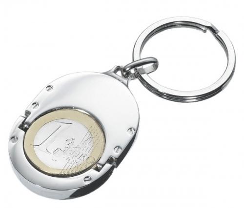 5190200RB2  SARIM kov.prívesok na kľúče /1 Eur alebo 5 Kč/